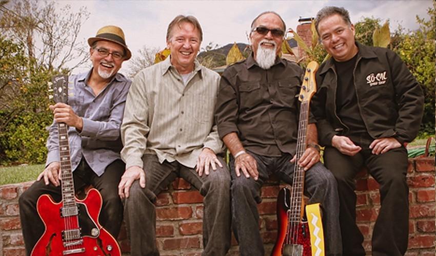 The Delgado Brothers Band.