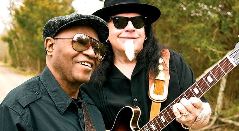 Bnois King et Smokin'Joe Kubek.