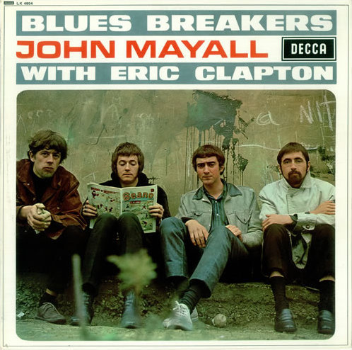 LP original. Decca LK 4804. 1966