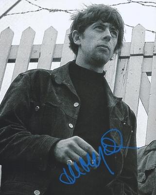 Une dédicasse de John Mayall en 1966.