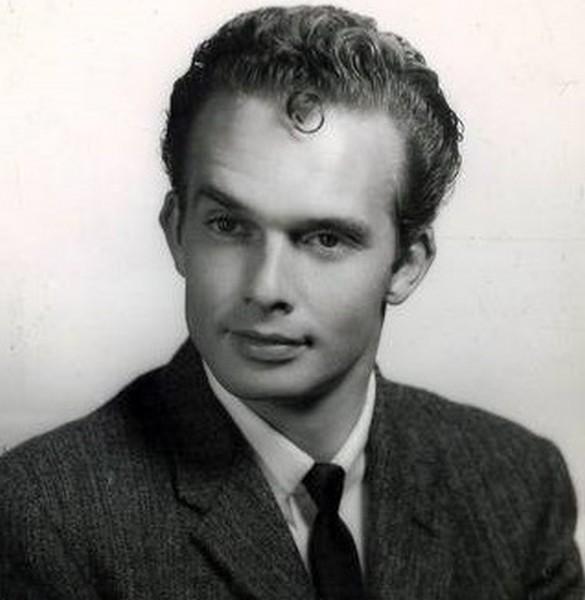 Merle Haggard jeune.