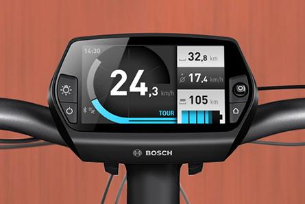Nyon Display, Navigation, Fitness, alle Daten auf einen Blick