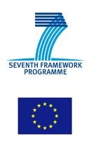 This research has received funding from the European Union's Seventh Framework Programme