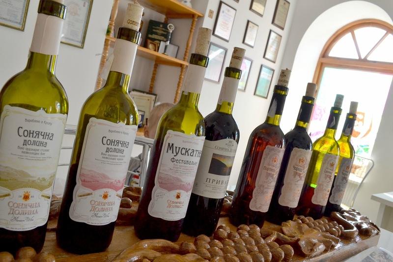 Дегустация вин в Солнечной Долине