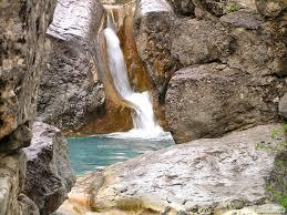 Зеленогорские водопады