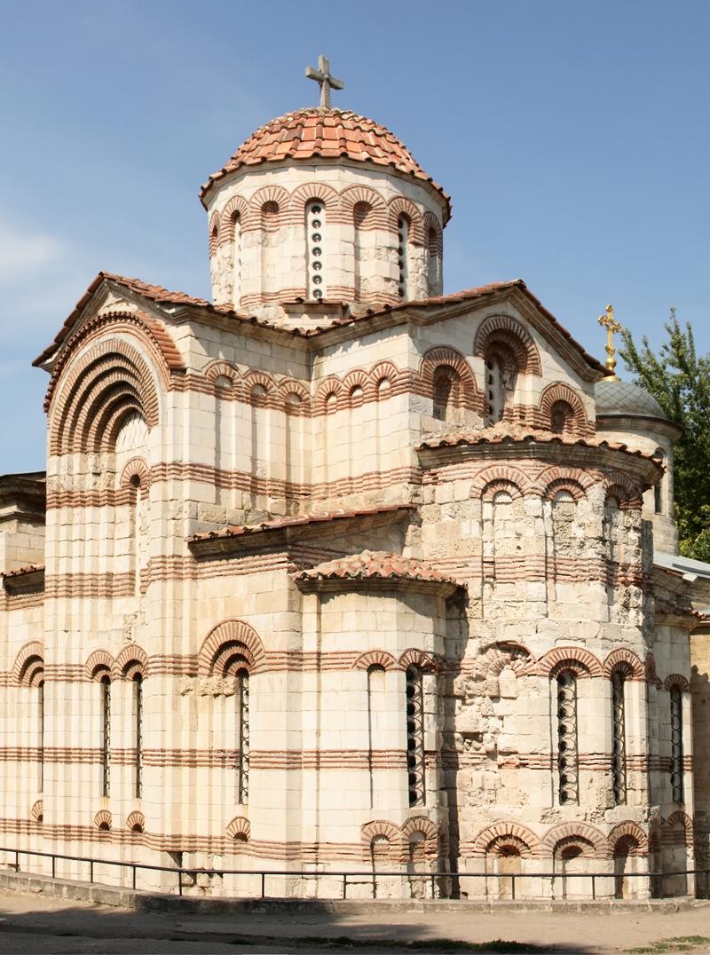 Церковь Иоанна Предтечи. Керчь
