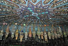 Бисерный Храм. Пещерный город Качи - Кальон