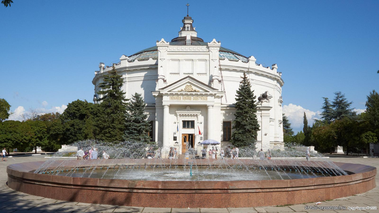 Панорама в Севастополе
