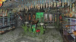 Скит святой Анастасии. Бисерный храм