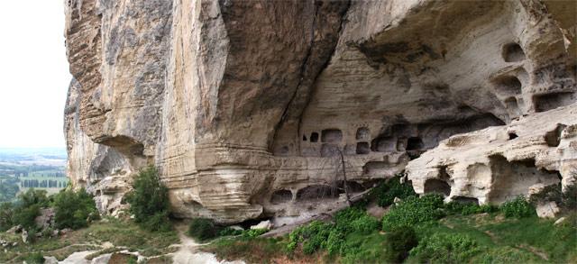 Пещерный город Качи - Кальон