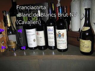カヴァッレーリのブラン・ド・ブラン