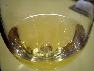 ソーダの香りが印象的なヴィオニエ2007
