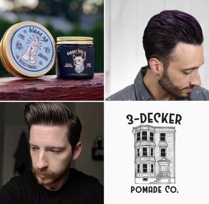 PW-Style - Haarstyling und Pflege für Männer