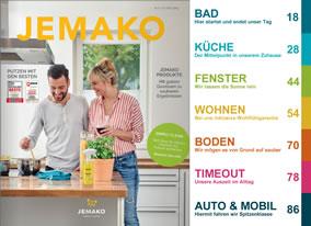 Der neue JEMAKO Produktekatalog 2020