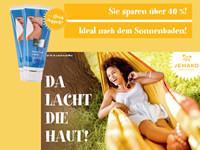 JEMAKO Online-Shop Super-Sommer-Special für strahlend schöne Haut!