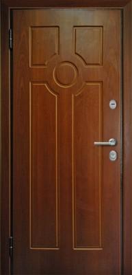 МДФ № 23. металлическая дверь город Руза.