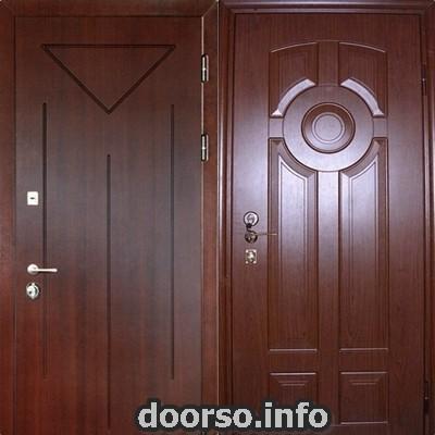 Дверь серии МДФ № 3.