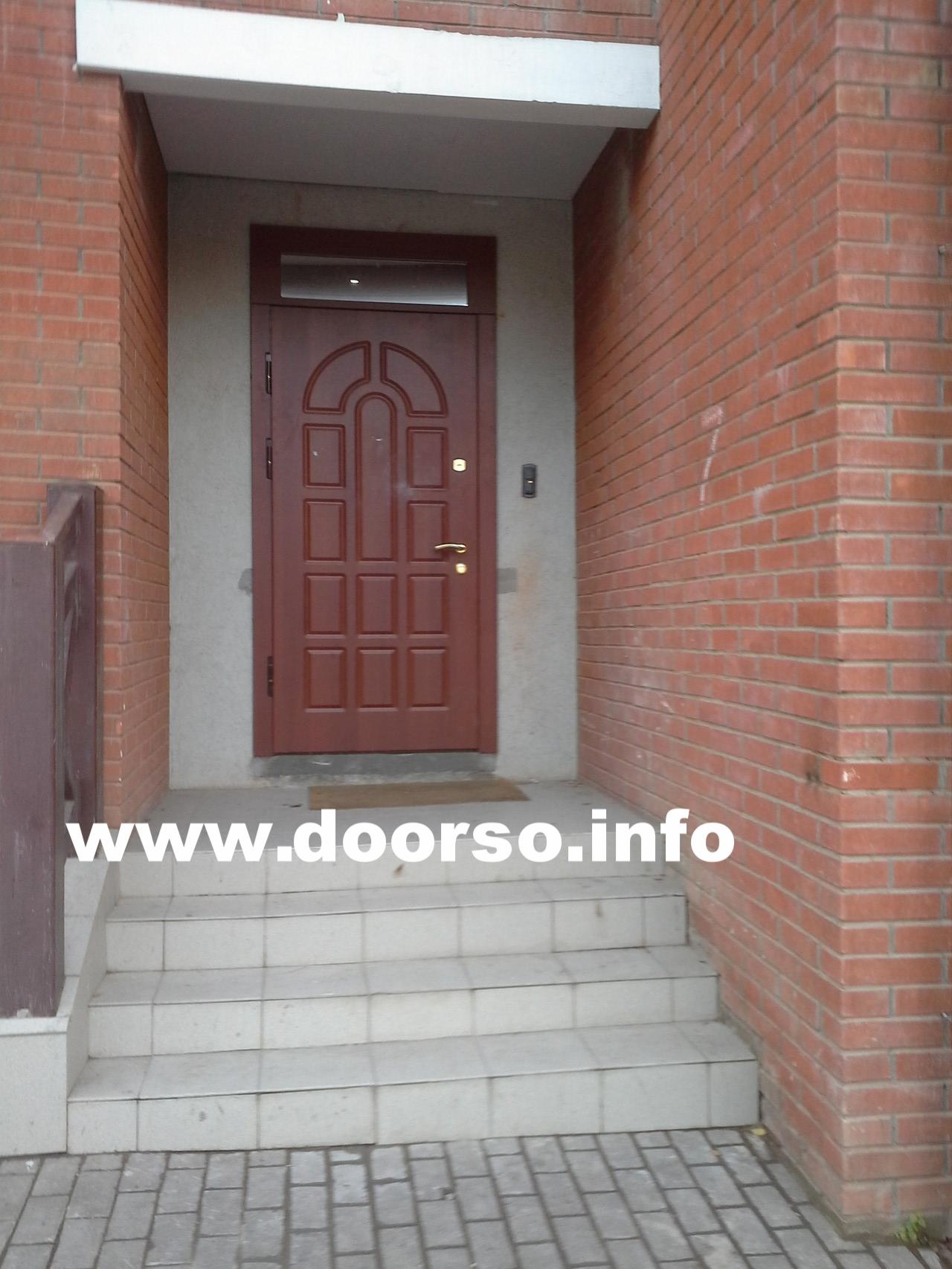 дверь серии МДФ.