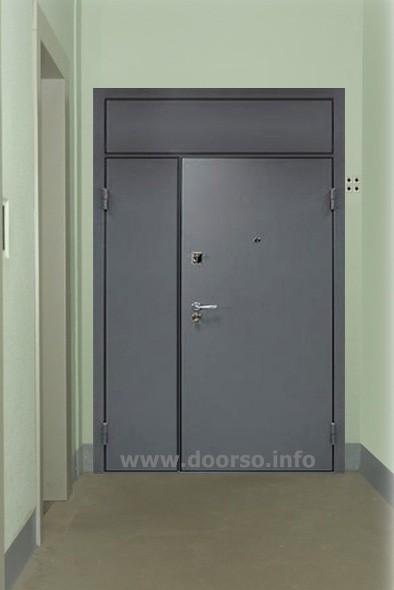 металлические двери для подъездов г истра