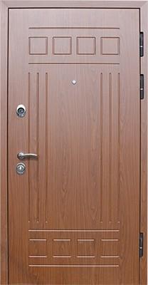 МДФ № 21. металлическая дверь город Руза.