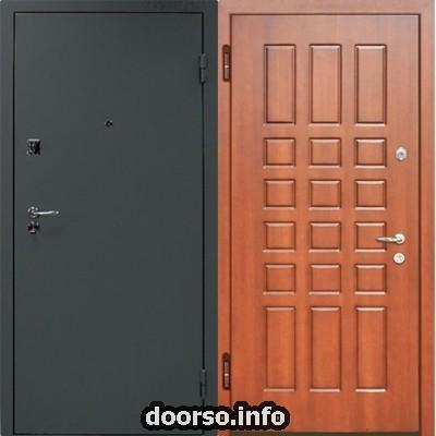 металлические двери серии ПМ № 1.