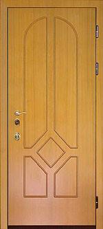 МДФ № 20. металлическая дверь город Руза.