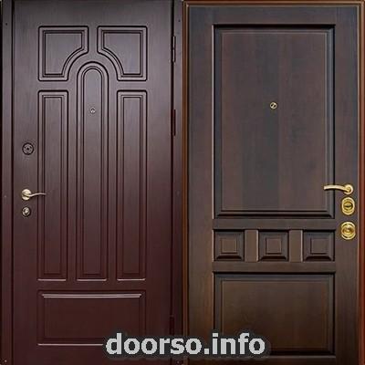 Дверь серии МДФ № 2.