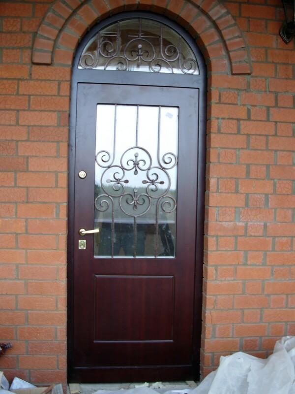 дверь серии