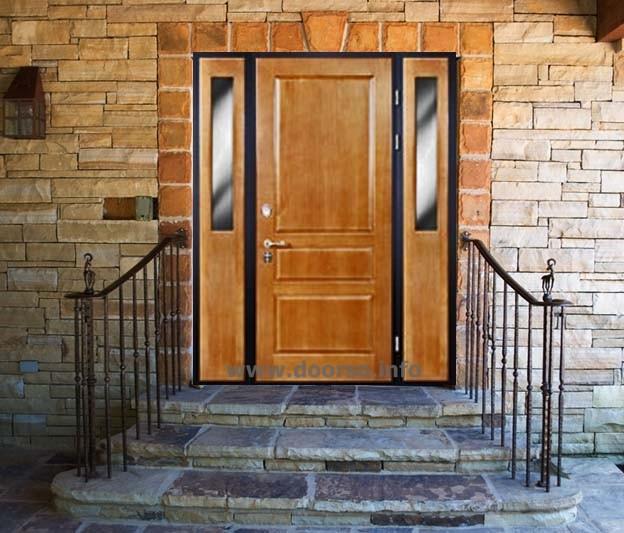 входная дверь металлическая внутри мин вата