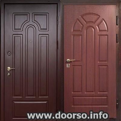 Дверь серии МДФ № 20.