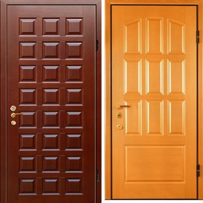 Металлическая дверь  в городе Можайск. серия МДФ