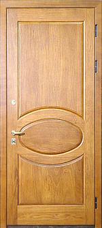 МДФ № 19. металлическая дверь город Руза.