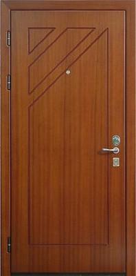 МДФ № 24. металлическая дверь город Руза.