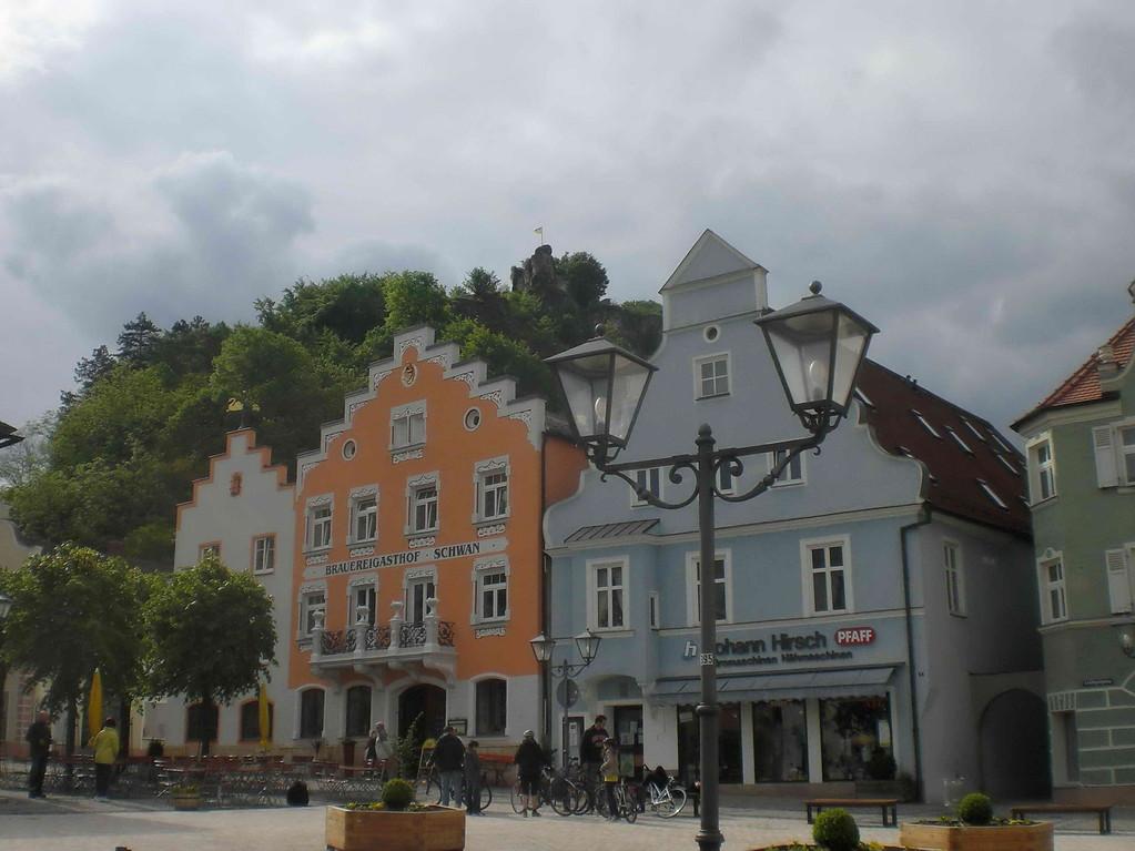 Riedenburg                                                                                                                                      Fot: KK
