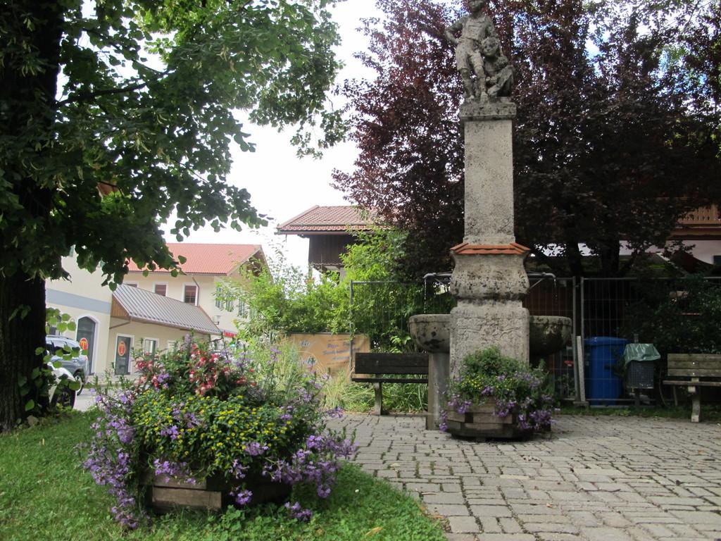 ... in der Miesbacher Straße/Leitnerstraße
