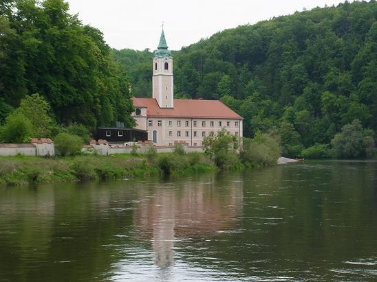 Kloster Weltenburg                                                                                                                     Fot: Al