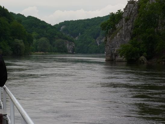 Donau-Durchbruch                                                                                                                      Fot: AL