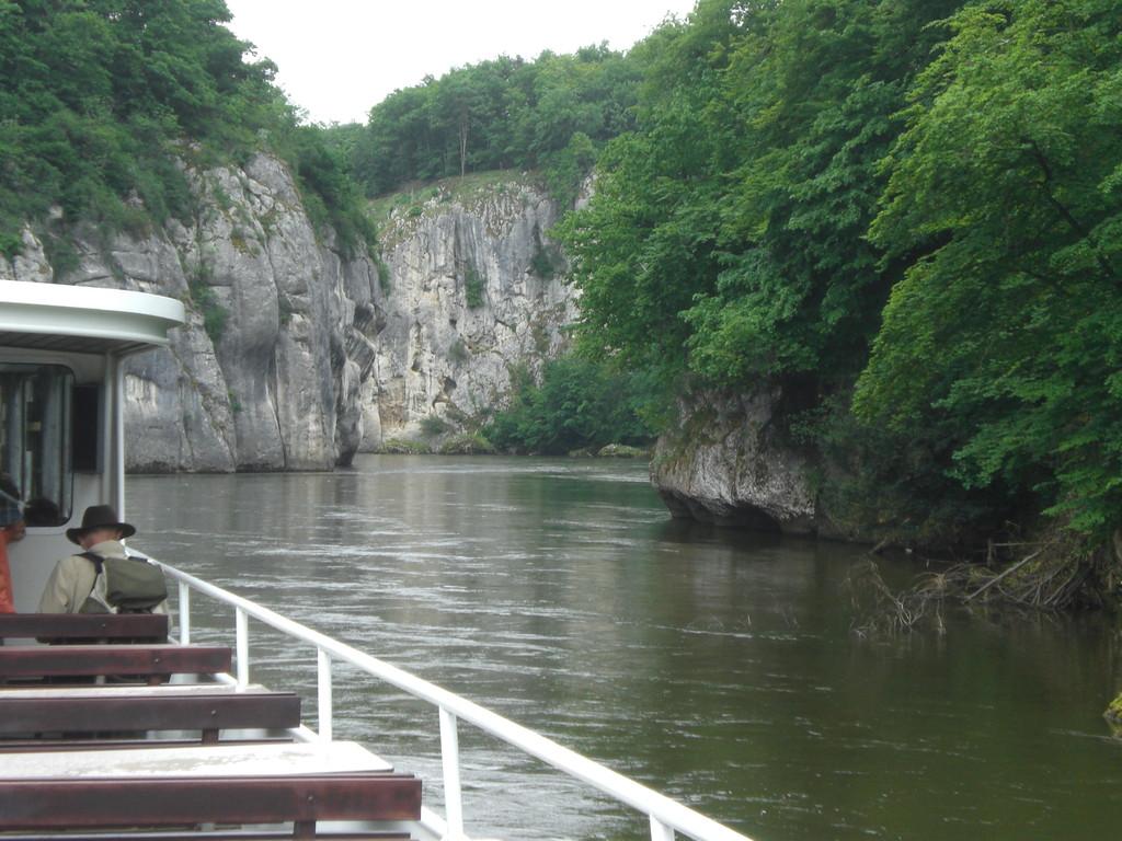 Donau-Durchbruch                                                                                                                     Fot: KK