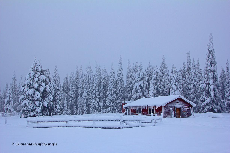 Solberget bei Gällivare, Schwedisch Lappland