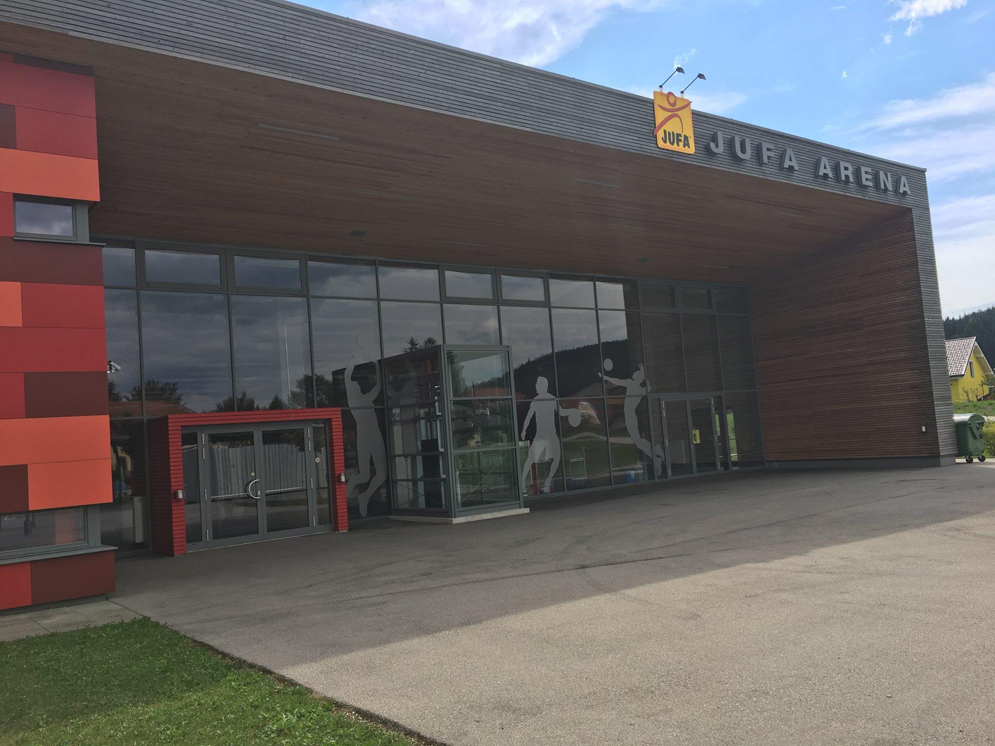 Sporthalle JUFA Bleiburg
