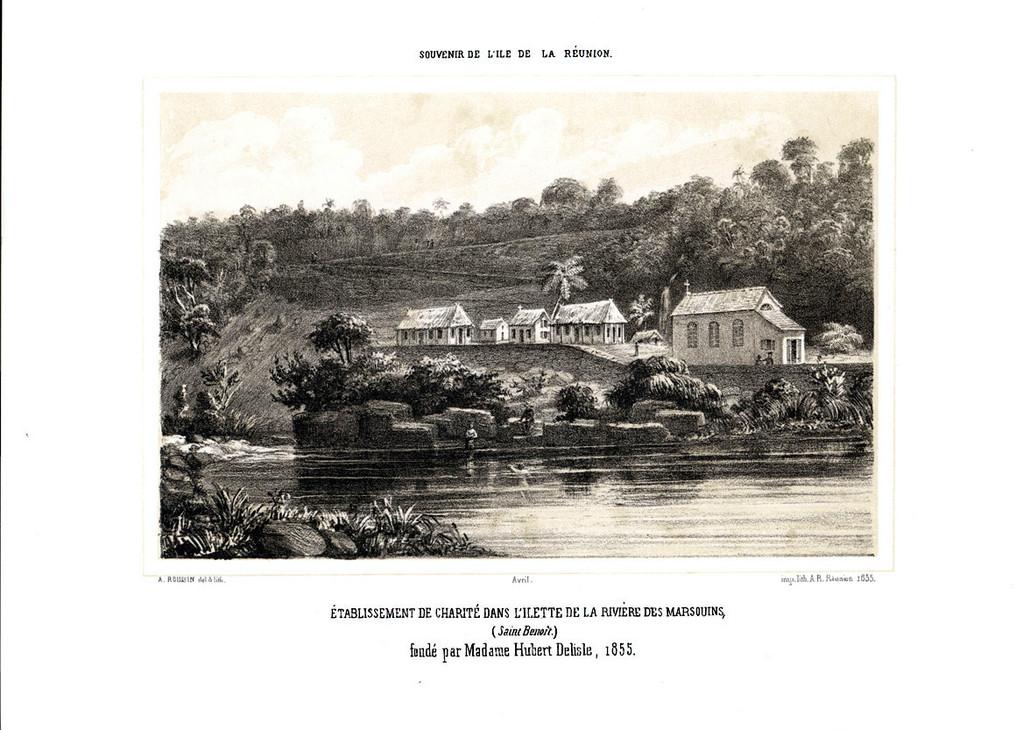Établissement de Charité créé par Mme Hubert-Delisle