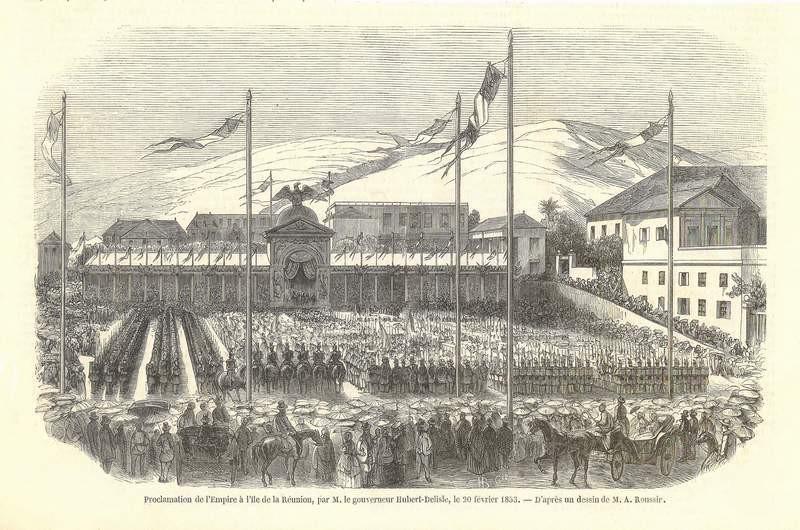 Proclamation de l'Empire
