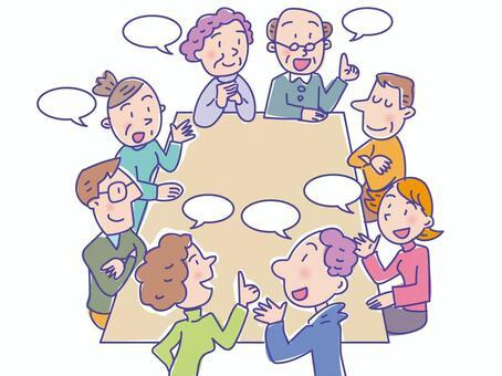 理事会役員立候補者を理事会で選別は是か非か