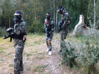 paintball en la sierra de Cordoba