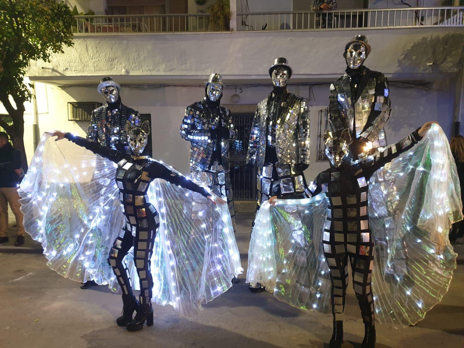 espectáculos bodas en Cádiz