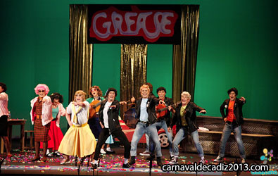chirigota los de grease