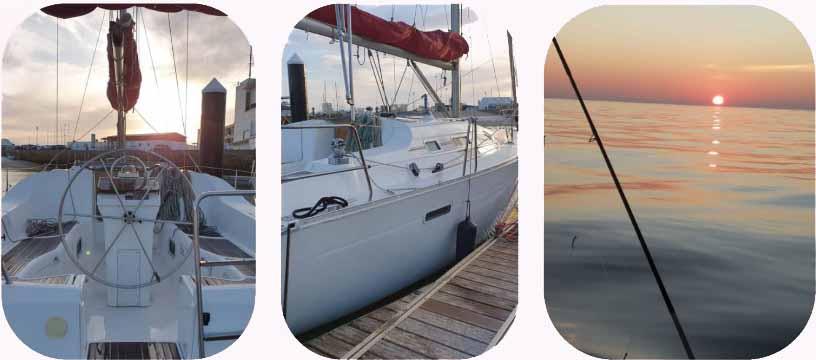 alquiler de barco con patrón en Cadiz