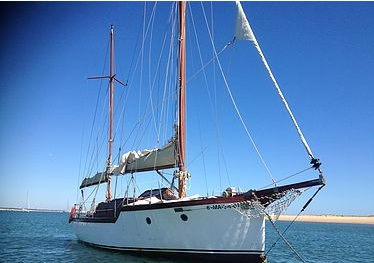 Alquiler de velero en El Rompido