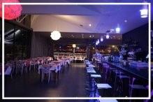 instalaciones restaurante las mil una noches en Gijon
