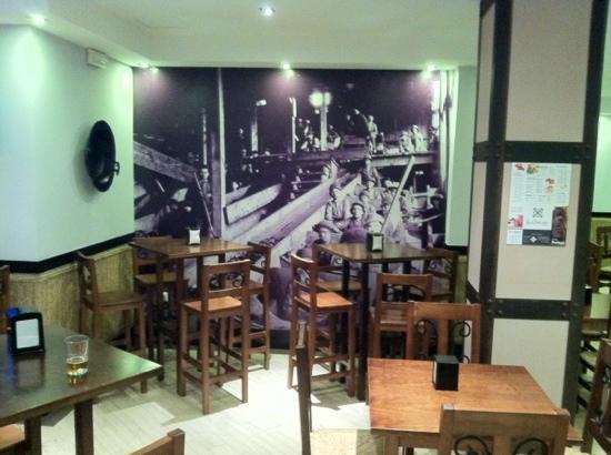 Restaurante céntrico para despedidas de solteros en Cordoba